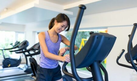 Calories Burned On An Elliptical - elliptical machine
