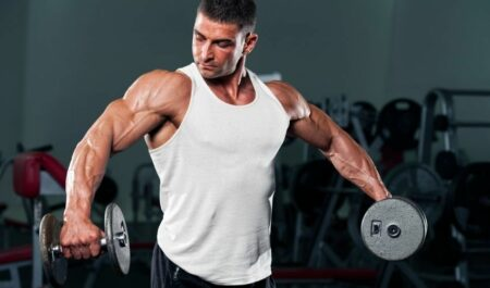 How Many Exercises Per Muscle Group - shoulder workout