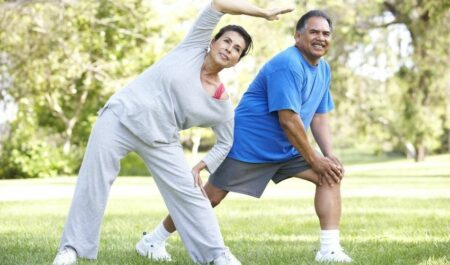 Exercises For Over 50 And Out Of Shape - Exercises For Couples