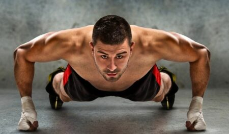 How Many Pushups A Day - Push-UPs