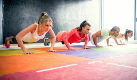 How Many Pushups A Day - Push-UPs for weight loss