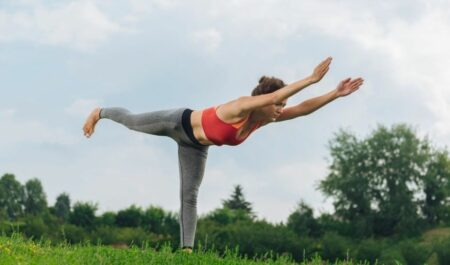 Standing Yoga Poses - Yoga Poses to maintain balance