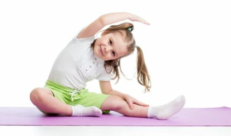 How To Lose Belly Fat For Kids - Exercises For Kids