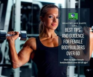 Female Bodybuilders Over 60