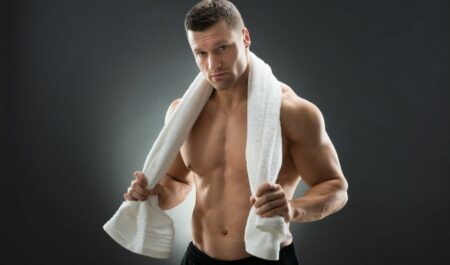How To Crack Your Neck - Neck towel Exercise