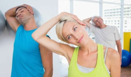 How To Crack Your Neck - neck exercise