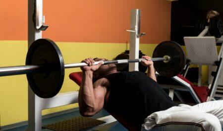 Reverse Grip Bench Press - Bench Press Workouts