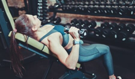 Incline Dumbbell Bench Press Angle - Best Bench Angle