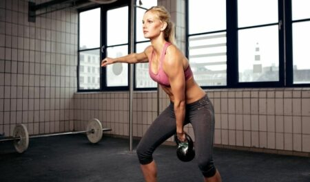 Kettlebell Clean And Press - Kettlebell Workouts