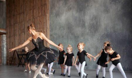 Dance Classes For Kids - kids Ballet Dance