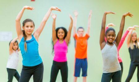 Dance Classes For Kids - kids Bollywood Dance
