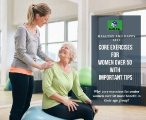 Core Exercises For Women Over 50