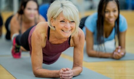 Core Exercises For Women Over 50 - Core Exercises