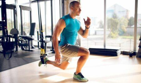 TRX Leg Exercises - Leg Exercises