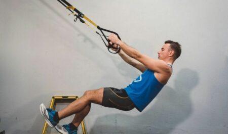 TRX Leg Exercises - Single Leg Exercise
