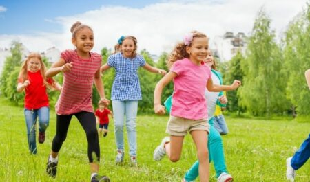 Why Kids Should Play Sports - Sports and Happy
