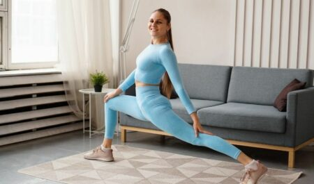 Inner Thigh Muscles - thigh exercise