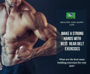 Best Rear Delt Exercises