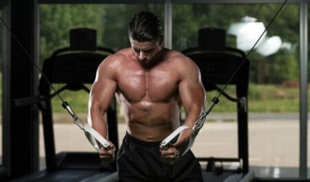 Upper Chest Workout - Upper Chest Cable Workout