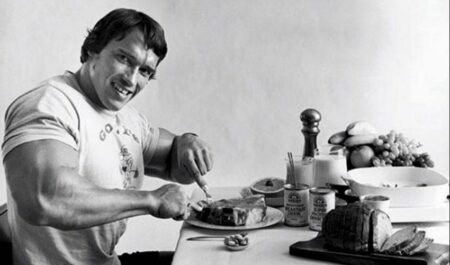 Arnold Schwarzenegger Sons - arnold schwarzenegger Diet Plan