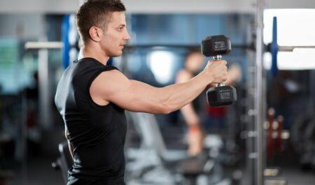Best Rear Delt Exercises - delt exercises