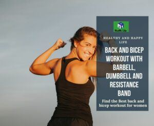Back And Bicep Workout