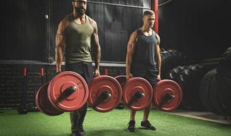 Famer's Walk - Upper Body Muscles