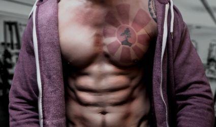 Upper Body Muscles - body shape