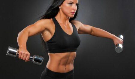 Shoulder And Back Workout - shoulder workouts