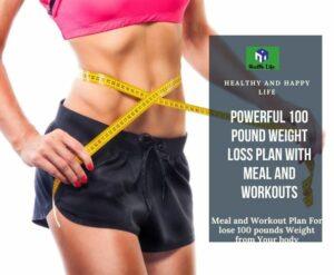 100 Pound Weight Loss