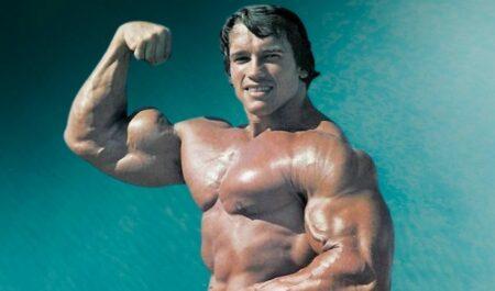 Bicep curlArnold Schwarzenegger Biceps -