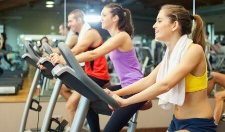 Lose 2 LBS A Week - bike workouts