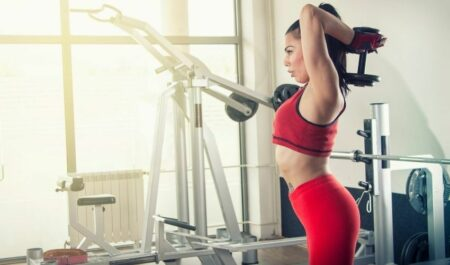 Tricep Exercises With Dumbbells - tricep exercises