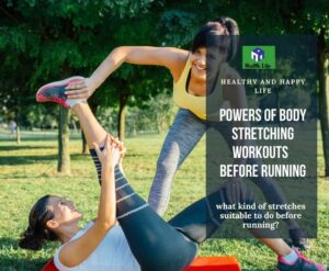 Stretches To Do Before Running
