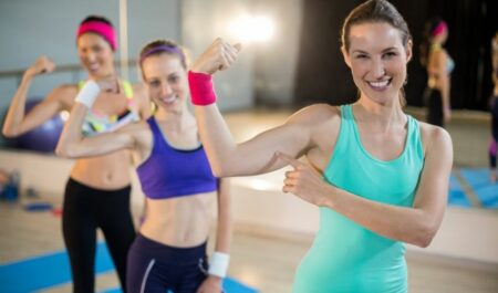 Bicep Workouts At Home - bicep for women