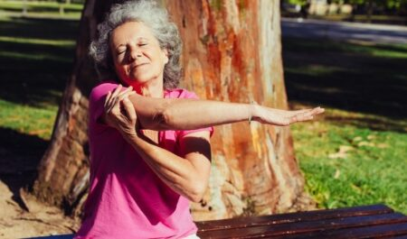 how to get rid of old lady arms - Old lady arms fat